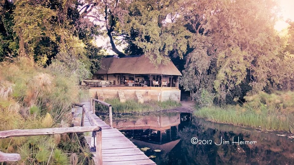 Nxamaseri Island Lodge