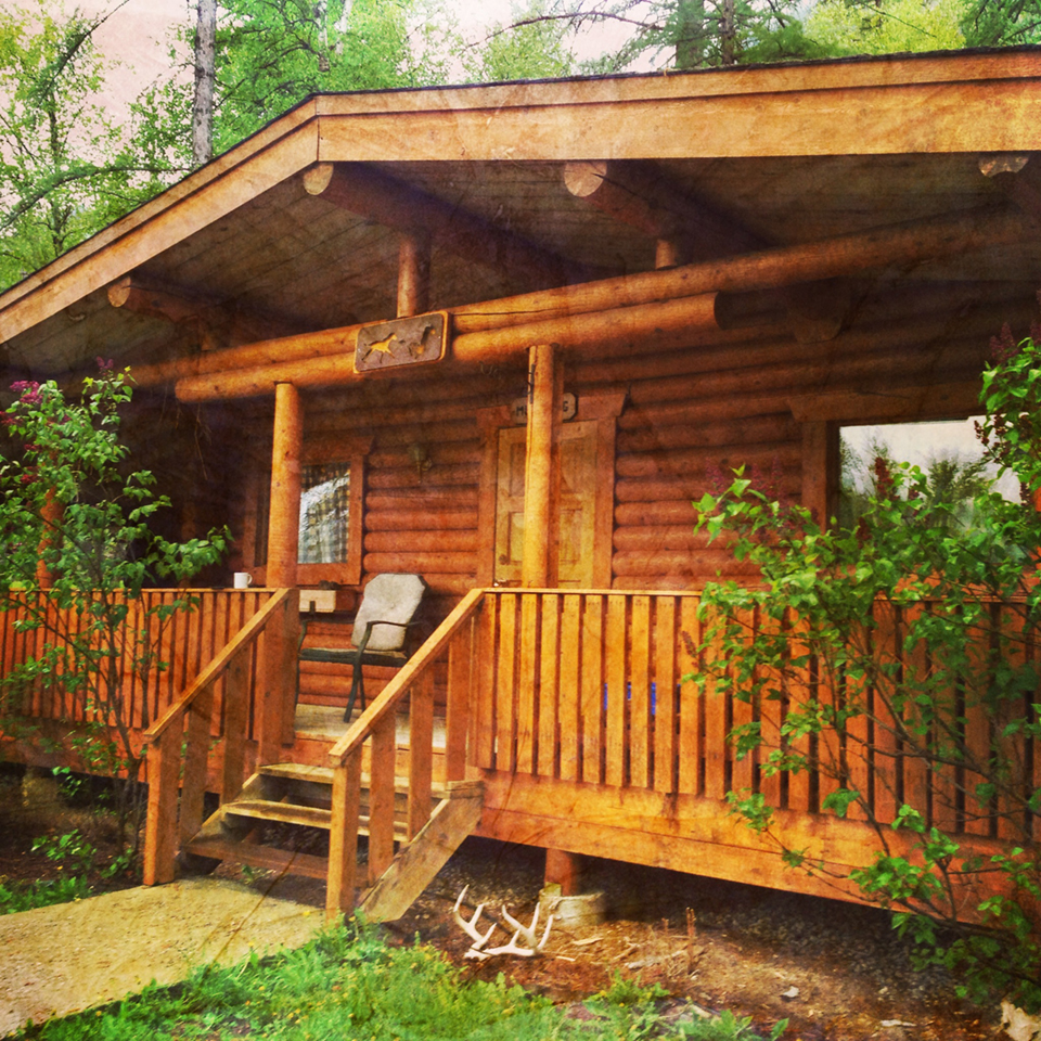 Our Cabin at Bull River Guest Ranch