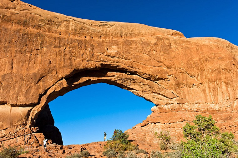 North Window - Arches National Park, Moab, UT